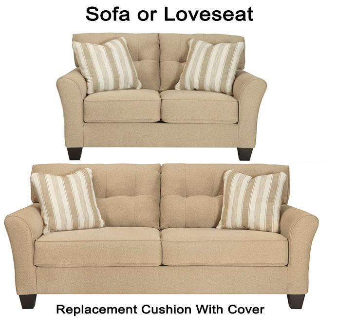 Ashley Laryn Replacement Cushion Cover 5190238 Sofa Or 5190235 Love