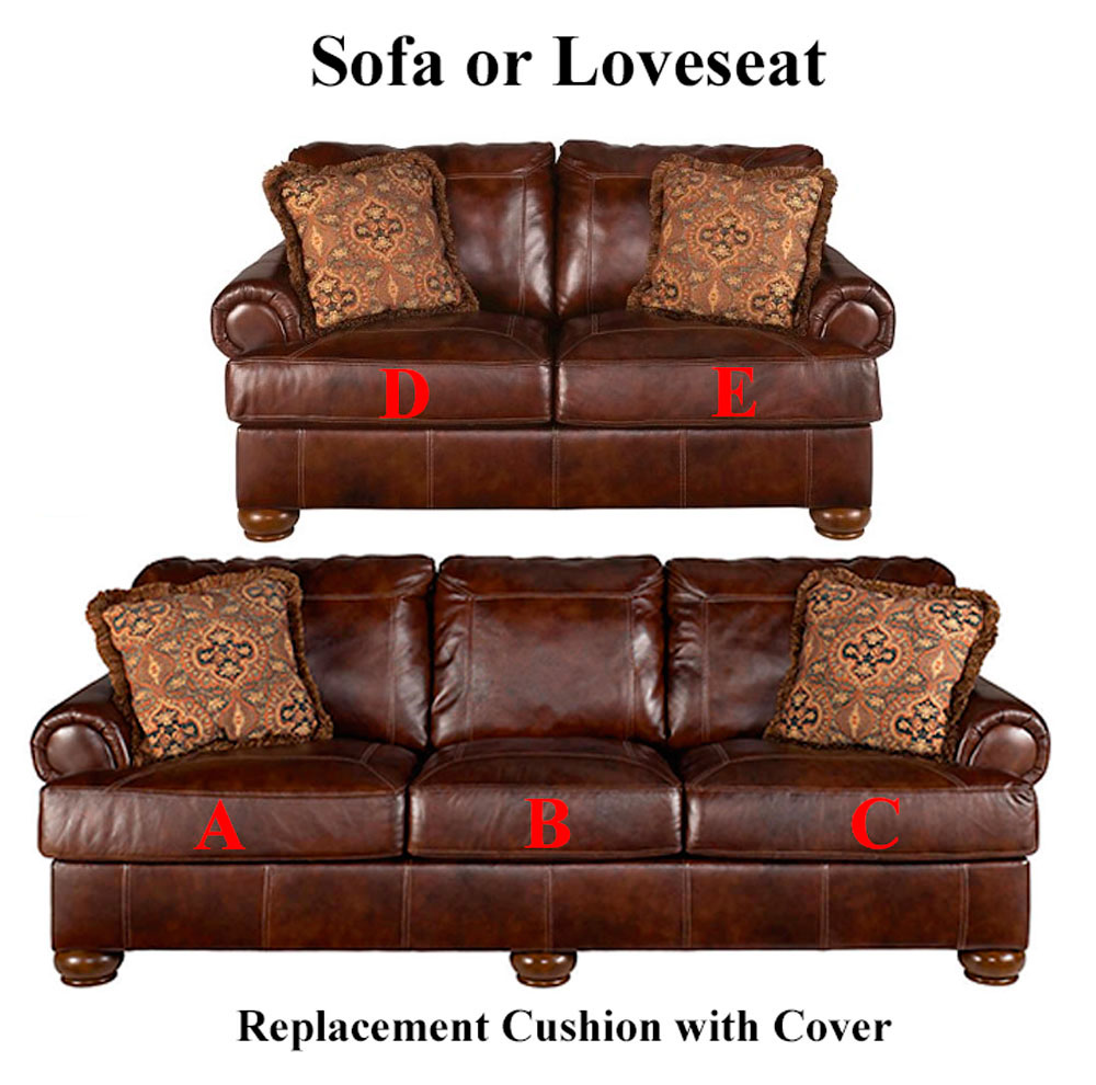 Ashley Axiom Replacement Cushion Cover 4200038 Sofa Or 4200035 Love