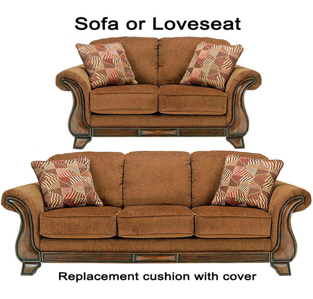 ashley montgomery replacement cushion cover 3830038 sofa or 3830035 love. Black Bedroom Furniture Sets. Home Design Ideas