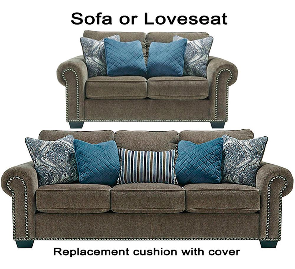 Ashley® Navasota Replacement Cushion Cover, 8700238 Sofa