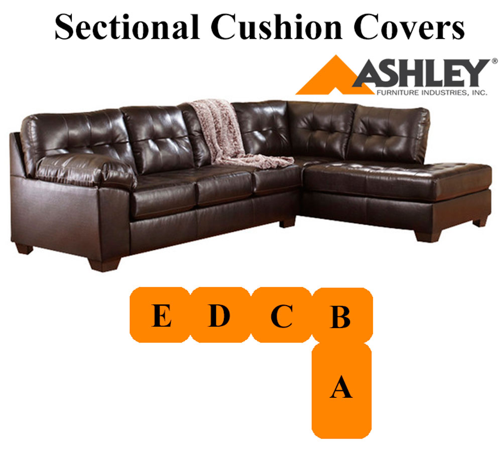 Sectional Sofa Cushion Replacement Ashley Soon