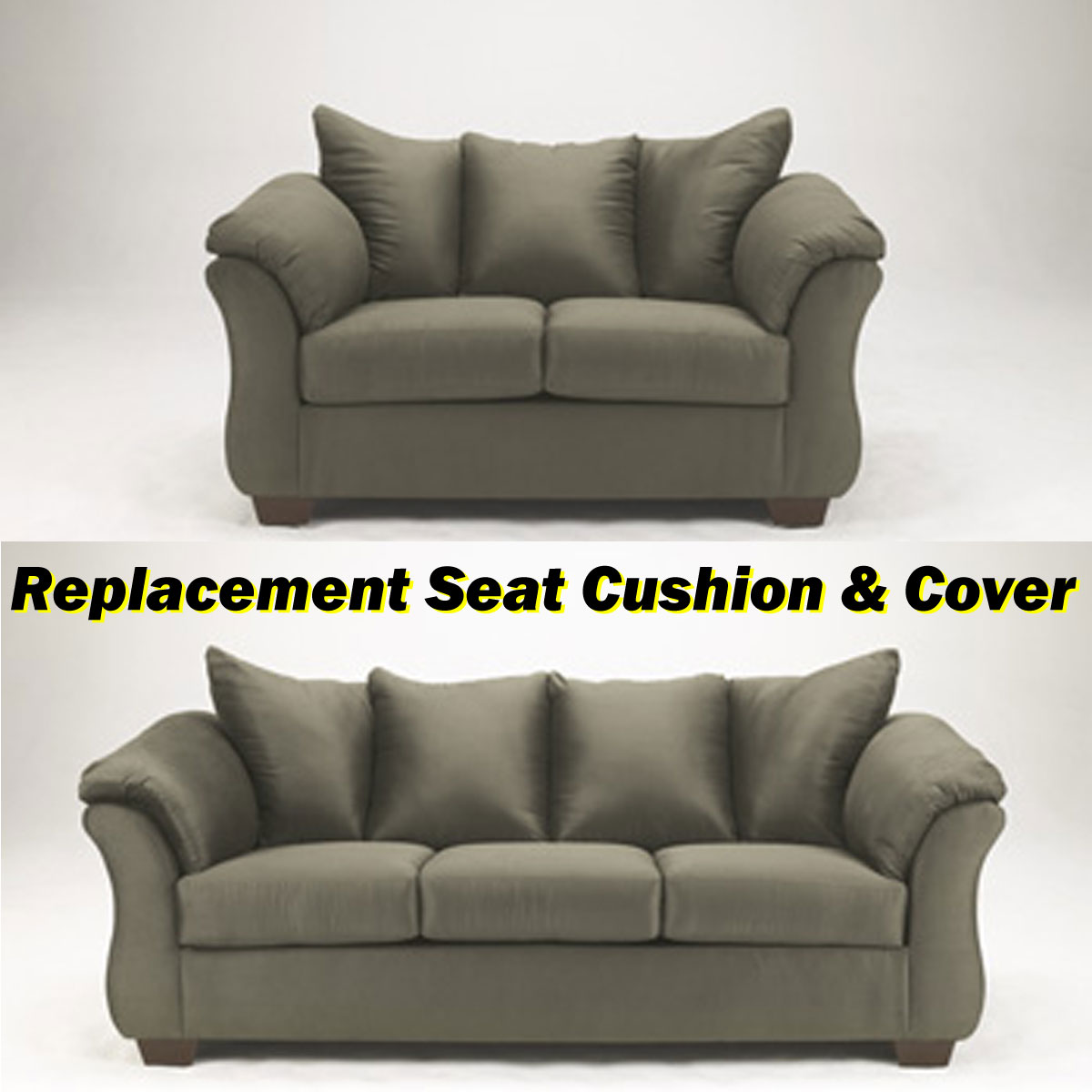 ashley darcy replacement cushion and cover 7500338 or