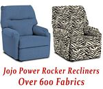 Jojo Power Rocker Recliner