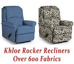 Khloe Rocker Recliner
