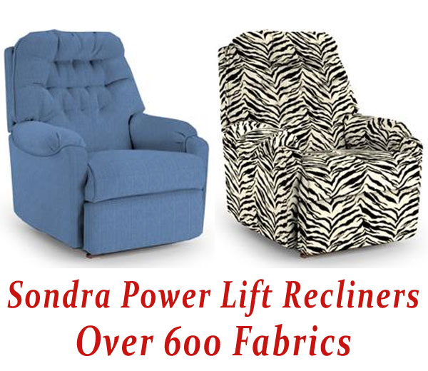 sc 1 st  FineWebStores.com & Sondra Power Lift Recliner islam-shia.org