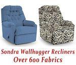Sondra Wallhugger Recliner