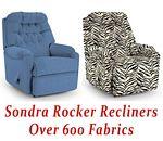 Sondra Rocker Recliner