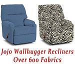 Jojo Wallhugger Recliner