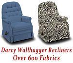 Darcy Wallhugger Recliner