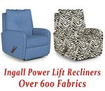 Ingall Power Lift Recliner