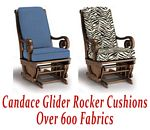 Glider Rocker Cushion for Candace Chair