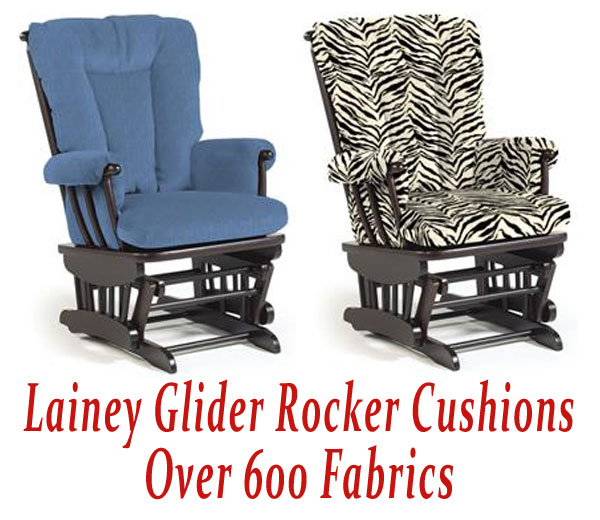 Glider Rocker Cushions for Lainey Chair