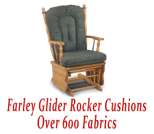 Delicieux Glider Rocker Chair Replacement Cushions