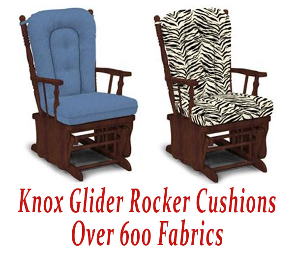 Glider Rocking Chair Cushions