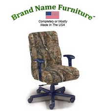 Camouflage Office Chair in Realtree® AP Hardwoods