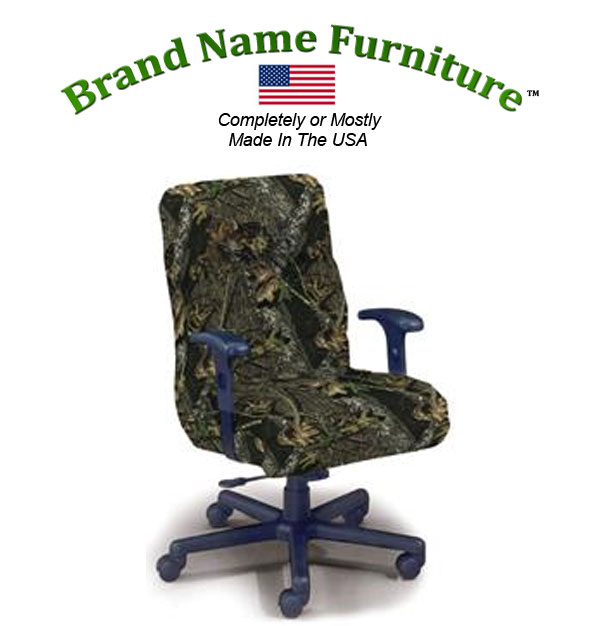 camo office chair - gallery image azccts