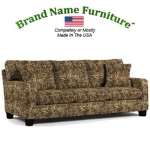 Camouflage Sofa in Realtree® Advantage Max