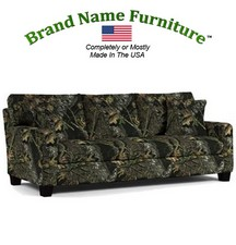 Camouflage Sofa in Mossy Oak® New Break-Up