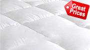 Round Mattress Toppers
