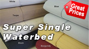 Super Single Waterbed
