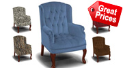 Wing Back Chairs