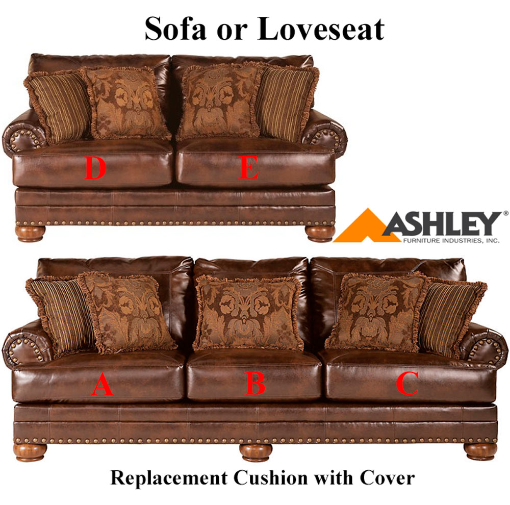Ashley® Chaling Replacement Cushion Cover, 9920038 Sofa Or 9920035 Love