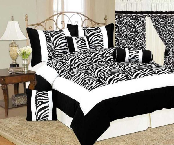 king zebra skin micro suede comforter set. Black Satin King Size Bed Set    Image Of Magnificent Italian