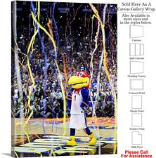 University of Kansas Jayhawks 2008 NCAA Champs Canvas Wrap 23