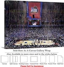University of Kansas NCAA Basketball Championship Canvas Wrap 30