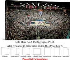 University of Arizona College at the McKale Center Photo Print 24