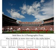 University of Alabama at Bryant Denny Stadium-2 Photo Print 24