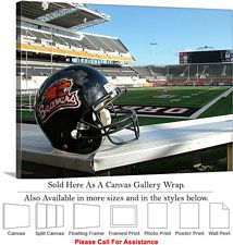 Oregon State University Football Reser Stadium-3 Canvas Wrap 30
