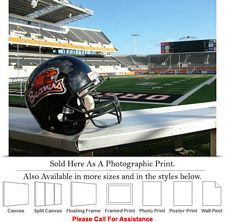 Oregon State University Football Reser Stadium-3 Photo Print 24