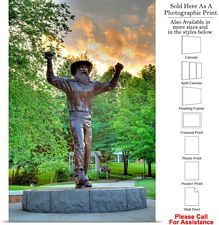 Appalachian State University Yosef of Mountaineers Photo Print 16