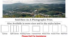 Appalachian State University View College Campus Photo Print 36