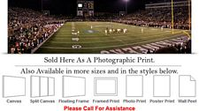 Appalachian State University Field of Champions Photo Print 36