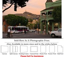 Arizona State University View Downtown and Campus Photo Print 24