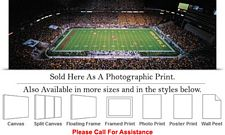 Arizona State University Versus Arizona Panorama Photo Print 36