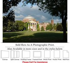 Syracuse University College Campus Chapel Trees Photo Print 24