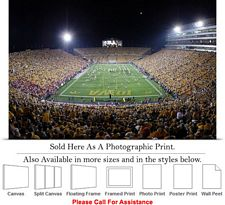 "University of Iowa Football Game Halftime Show Photo Print 24"" x 16"""