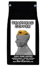 Gearhead Gift Coffee, 12 Ounce Bag of Gourmet Coffee