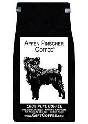 Affen Pinscher Gift Coffee, 12 Ounce Bag of Gourmet Coffee