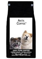 Akita Gift Coffee, 12 Ounce Bag of Gourmet Coffee