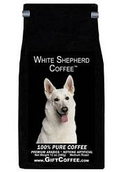 White Shepherd Gift Coffee, 12 Ounce Bag of Gourmet Coffee