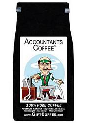 Accountants Gift Coffee, 12 Ounce Bag of Gourmet Coffee