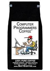 Computer Programmers Gift Coffee, 12 Ounce Bag of Gourmet Coffee