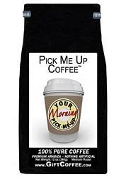 Pick Me Up Gift Coffee, 12 Ounce Bag of Gourmet Coffee