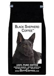 Black Shepherd Gift Coffee, 12 Ounce Bag of Gourmet Coffee