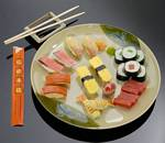 Fake Food Sushi Sashimi Deluxe