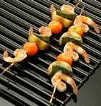 Fake Food Shrimp Kabob (pack of 2)